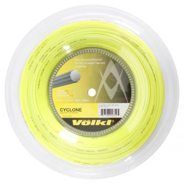 Cyclone reel yellow